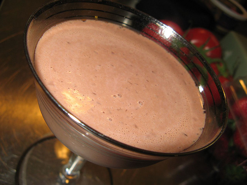 Chocolate Cocktail (No 2)