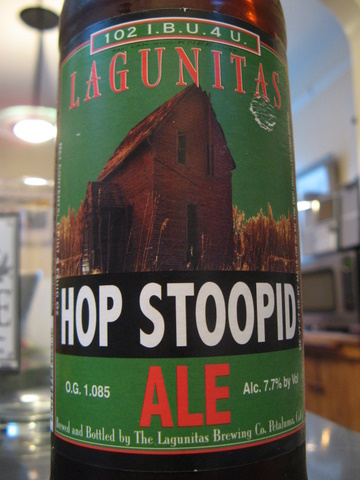 Hop Stoopid Label