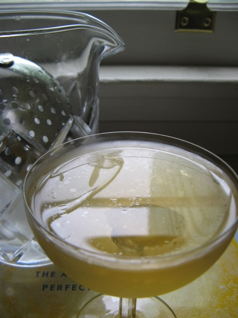 Prince's Smile Cocktail
