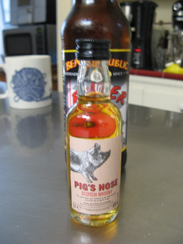 Pig's Nose Scotch