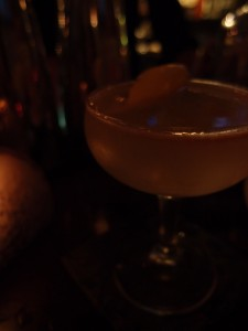 Gold Street Cocktail