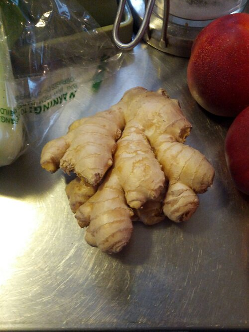 Ginger Root.
